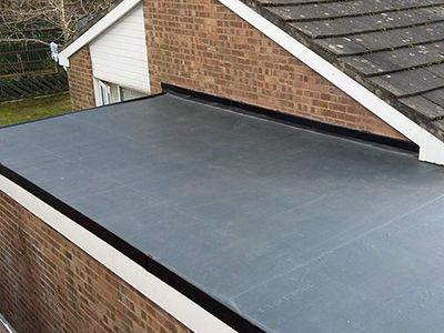 one stop roofing garage roof